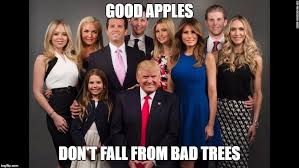Family Photo Meme - von trump family slingers meme generator imgflip