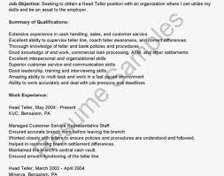 teller resume examples bank teller resume sample writing tips