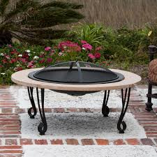Chimney Style Fire Pit by Furniture U0026 Accessories Appropriate Design In Outdoor Fire Pit