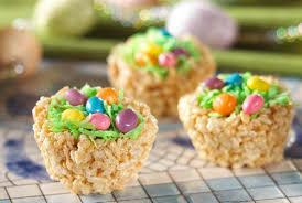 easter goodies easter rice krispies treats recipe