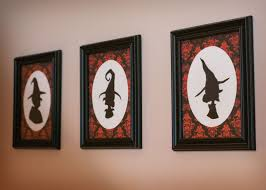 when hinges creak witch silhouettes free printables