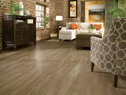 luxury vinyl plank flooring lvp warm gray wood look modern