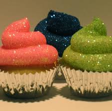 where to buy edible glitter birthday cupcakes what girl doesn t a bling