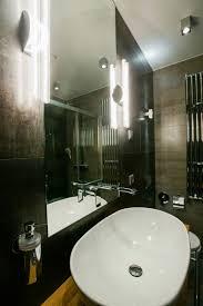 High Tech Bathroom Minimalist Loft With High Tech Elements By Mariya Vasilenko