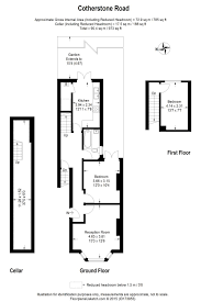 Brixton Academy Floor Plan by 2 Bedroom Property For Sale In Cotherstone Road Brixton Sw2