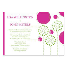 printable wedding invitation kits green pink wedding invitation kit fuschia diy printable