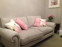 Laura Ashley Furniture by My Sitting Room Edwin Grey Sofa From Laura Ashley Walls Are