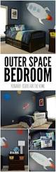 outer space boys bedroom the reveal