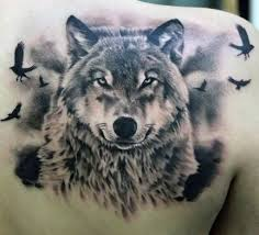70 wolf tattoo designs for men masculine idea inspiration for wolf
