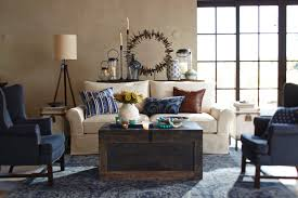 pottery barn livingroom home design ideas and pictures