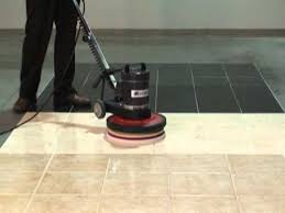 compact floor buffer floor polisher