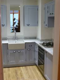 farrow and ball painted kitchen cabinets parma gray and carrera marble painted kitchen by peter henderson
