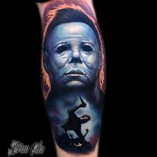 original mike myers halloween mask michael myers tattoo http tattooideas247 com michael myers