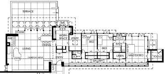 Ellis Park Floor Plan Frank Lloyd Wright