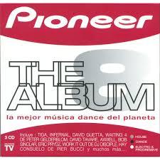 pioneer album pioneer the album vol 8 cd3 mp3 buy tracklist