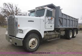freightliner dump truck 1988 freightliner fc60 dump truck item i2159 sold decem