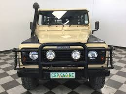 land rover jeep defender for sale used land rover defender 130 2 5 td5 d cab for sale
