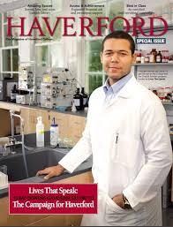 Magazine Wedding Programs Haverford Magazine Haverford College