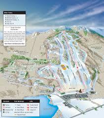 map of camden maine camden snow bowl trail map onthesnow