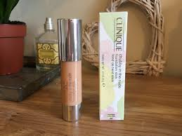 Clinique Skin Care Reviews Review Clinique Chubby In The Foundation Stick U2013 La Blog Beauté
