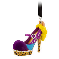shoe ornament miss piggy