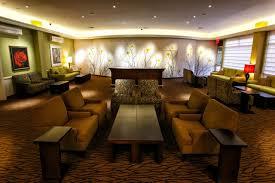 Staten Glass Corner Desk by Hilton Garden Inn Staten Island Ny Booking Com