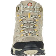 moab ventilator womens merrell women u0027s moab 2 ventilator mid hiking boots taupe wide