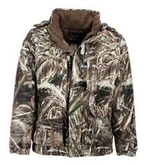 Youth Camo Recliner Drake Waterfowl Systems Lst Insulated Coat For Youth Bass Pro Shops