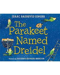 dreidel for sale shopping sales on the parakeet named dreidel a picture book