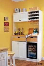 mahogany wood cool mint shaker door small kitchen storage ideas