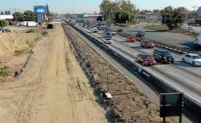 Sigalert Com Los Angeles Traffic Map by I 5 Widening Project Will Connect L A To Orange County In A