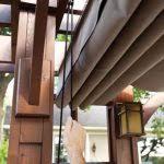 Retractable Pergola Shade by Pergola Design Ideas Retractable Pergola Shades Infinity
