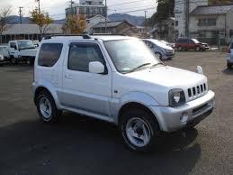 suzuki jimny sj410 2002 suzuki jimny sierra pictures 1300cc gasoline automatic