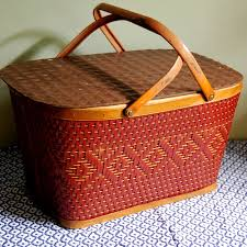 vintage picnic basket vintage picnic basket by a photo on flickriver