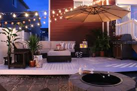 Outdoor Led Patio Lights by Super Wonderful Outdoor Patio String Lights With Brilliant Patio