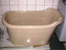 Shower Stall Bathtub Portable Bathtub For Shower Stall Back To Best Camper Shower Stall