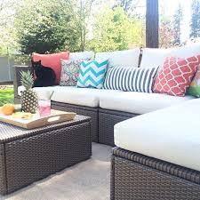Walmart Sofa Pillows by 342 Best Patio Images On Pinterest Garden Ideas Landscaping And