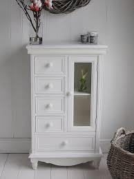 elegant white bathroom floor cabinet cabinets storage furniture