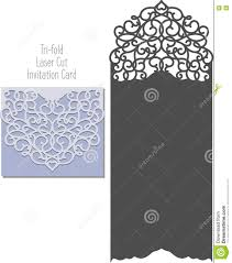 Wedding Card Invitation Templates Free Download Laser Cut Envelope Template For Invitation Wedding Card Stock