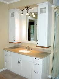 vanité chambre de bain clair les armoires inc