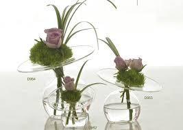 vasi in vetro economici vetro moma trasparenti con diametro da 15 a 25 cm