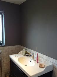 farrow u0026 ball moles breath with topps tiles vyne white matt