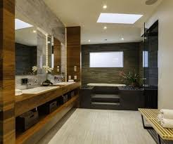 Bathroom Decorating Idea Bathroom Modern Bathroom With Spa Decorating Idea Using