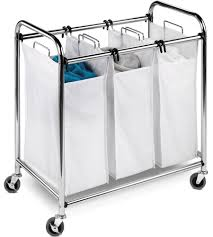 decorative laundry hampers laundry sorters and rolling hampers organize it