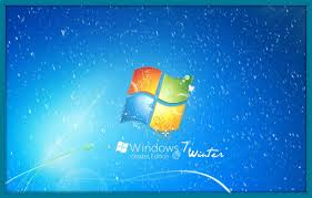 winter wallpaper for windows 7 hd winter windows 7 wallpapers