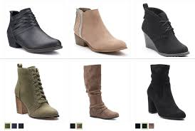 womens boots kohls kohl s black friday now s boots only 11 99