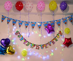 Brave Happy Birthday Decoration For Kids 5 Given Inspirational