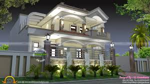 2014 kerala home design and floor plans 224 x 40 three