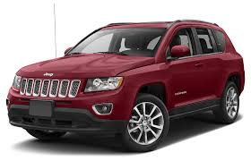 red jeep 2017 2017 jeep compass latitude in deep cherry red crystal pearlcoat