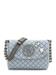 light blue crossbody purse guess crossbody bags womens black guess sale guess outlet online